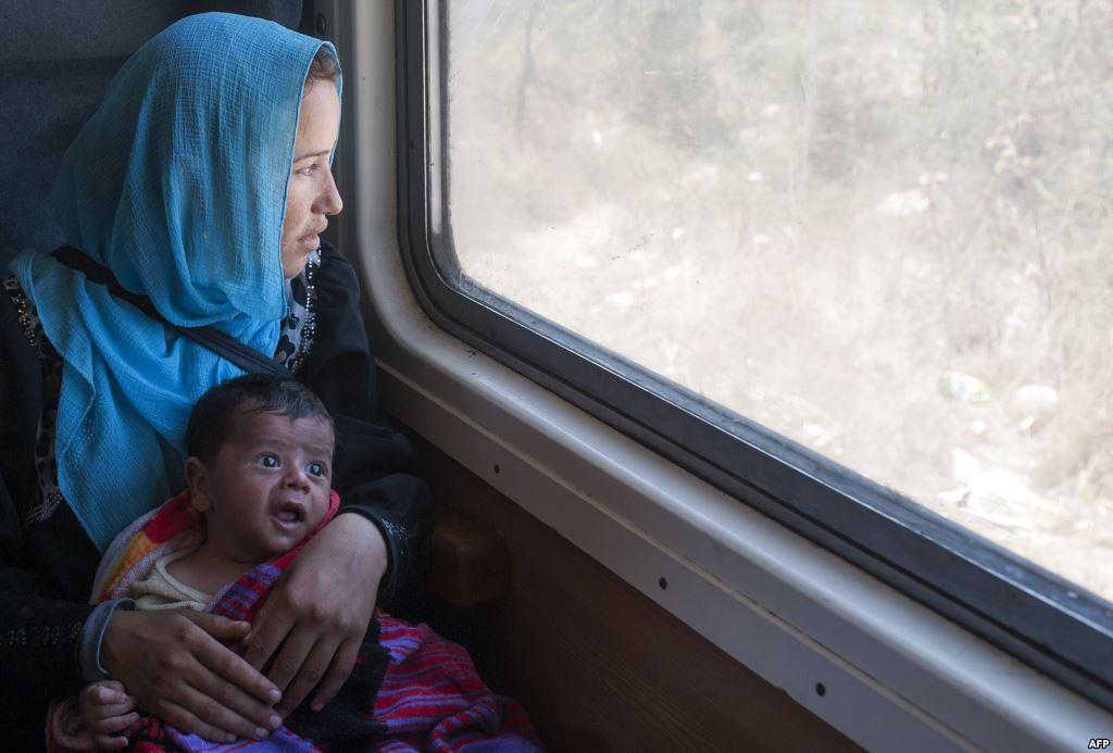 Сегодня всемирный день беженцев