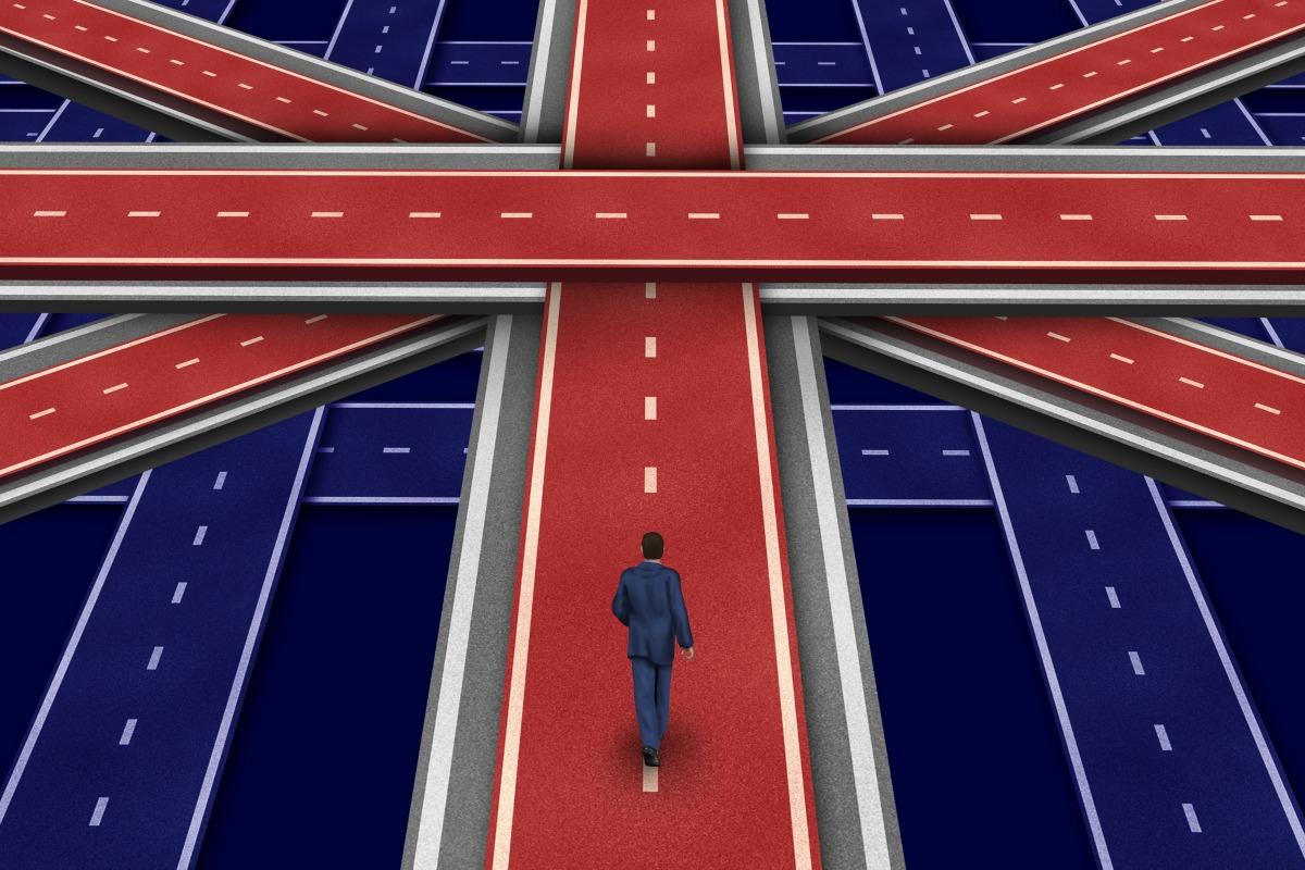 Великобритания в последствиях
