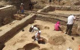 В Израиле найдено древнее кладбище филистимлян