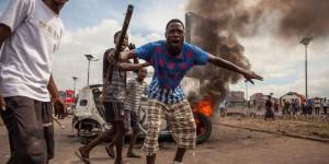 Акции протеста против президента страны происходят в Демократической Республике Конго