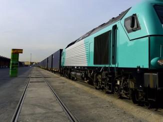 Китай запустил прямую перевозку грузов железнодорожным транспортом в Великобританию