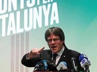 Где будут проходить переговоры Испании и Каталонии?