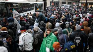 Миграционная политика: проверка ЕС на прочность