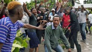 В Габоне совершен неудачный государственный переворот