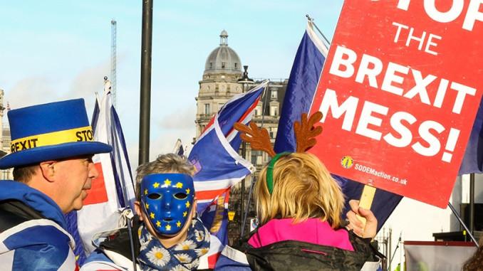 Возможен ли Brexit без соблюдения договоренностей