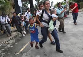 «Оставайся в Мексике», программа администрации Трампа по сдерживанию мигрантов из Мексики