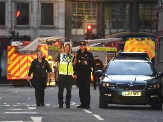 Лондонский злоумышленник был ранене осужден за тероризм и освобожден из тюрьмы в прошлом году