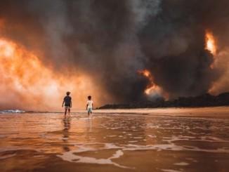 Непреодолимая стихия: непрекращающиеся пожары в Австралии