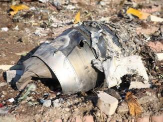 Свидетельства очевидцев о крушении самолета авиакомпании «Международные авиалинии Украины»